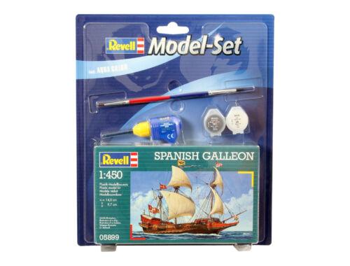 Revell Model Set Spanish Galleon 1:450 (65899)