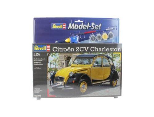 Revell Model Set Citroën 2CV Charleston 1:24 (67095)