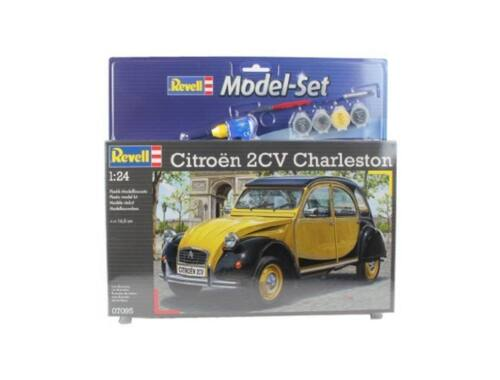 Revell Model Set Citroën 2CV Charleston 1:24 (67095)