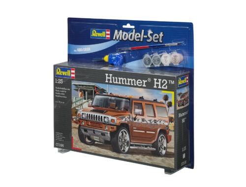 Revell Model Set Hummer H2 1:25 (67186)