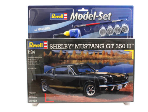 Revell Model Set Shelby Mustang GT 350 H 1:24 (67242)