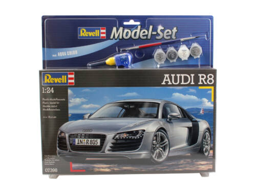 Revell Model Set Audi R8 1:24 (67398)