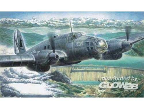 Roden Heinkel 111B ''Pedro'' 1:72 (005)