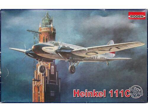 Roden Heinkel He-111C 1:72 (009)