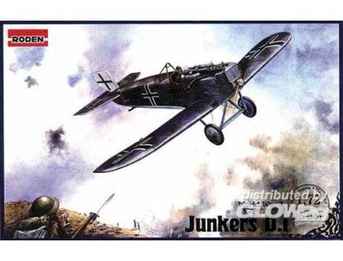 Roden Junkers D.I 1:72 (041)