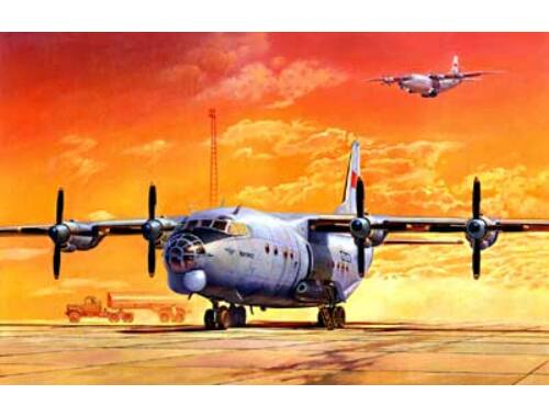 Roden AN-12BK Cub 1:72 (042)