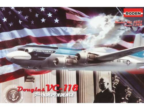 Roden Douglas VC-118 The Independence 1:144 (307)