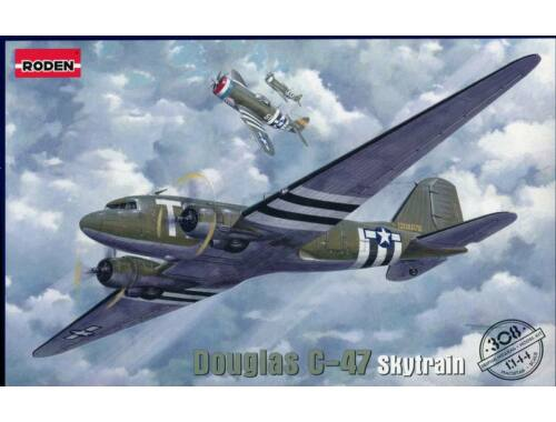 Roden Douglas C-47 Skytrain 1:144 (308)