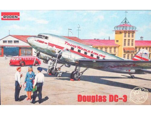 Roden Douglas DC-3 1:144 (309)