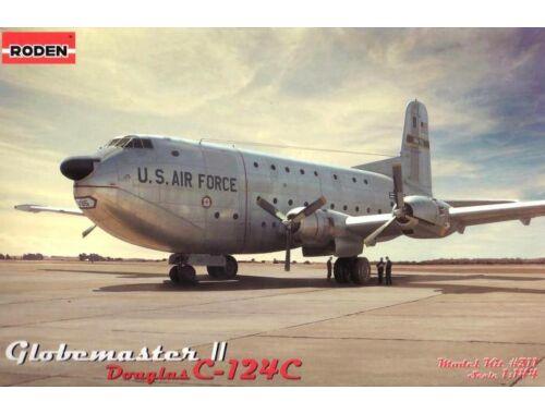 Roden C-124C Globemaster II 1:144 (311)