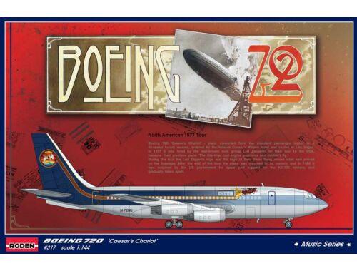 Roden Boeing 720 1:144 (317)