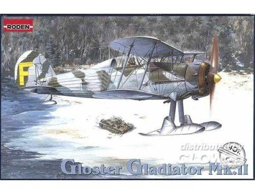 Roden Gloster Gladiator Mk.II 1:48 (401)