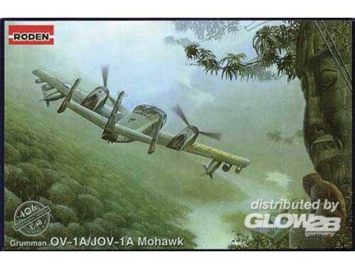 Roden OV-1A/JOV-1A Mohawk 1:48 (406)