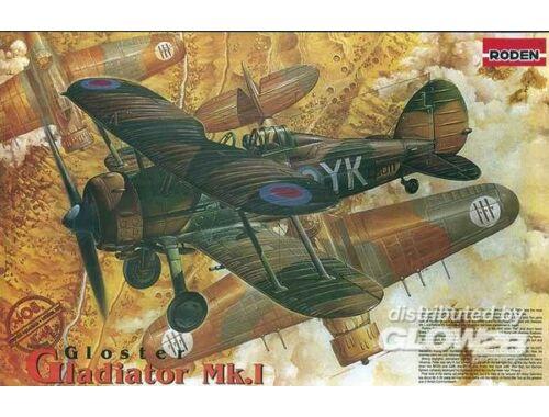 Roden Gloster Gladiator Mk.I 1:48 (408)
