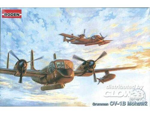 Roden Grumman OV-1 B / OV-1 C Mohawk 1:48 (410)