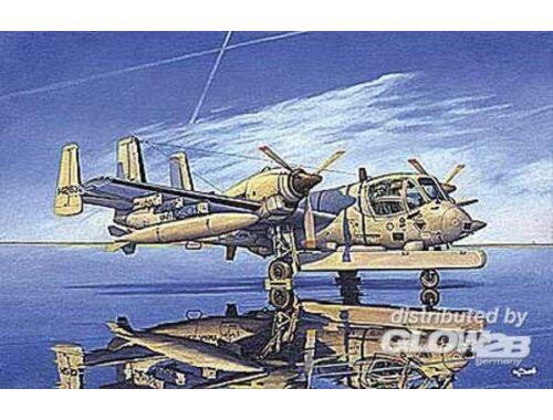 Roden Grumman OV-1D Mohawk 1:48 (413)