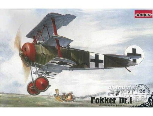 Roden Fokker Dr.I 1:32 (601)