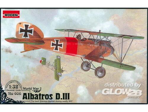 Roden Albatros D.III 1:32 (606)