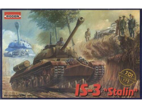 Roden Is-3 1:72 (701)