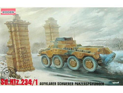 Roden Sd.Kfz 234/1 Puma 1:72 (703)