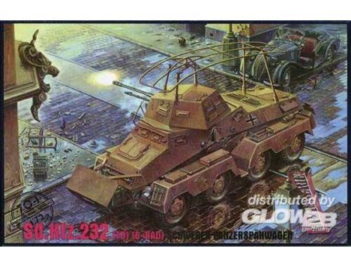 Roden Sd.Kfz.232 Schwerer Panzerspähwagen 1:72 (704)