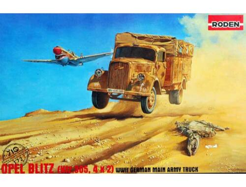 Roden Opel Blitz (Kfz.305, 4x2) 1:72 (710)
