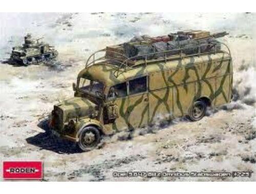 Roden Opel 3.6-47 Blitz Omnibus Stabswagen 1:72 (723)