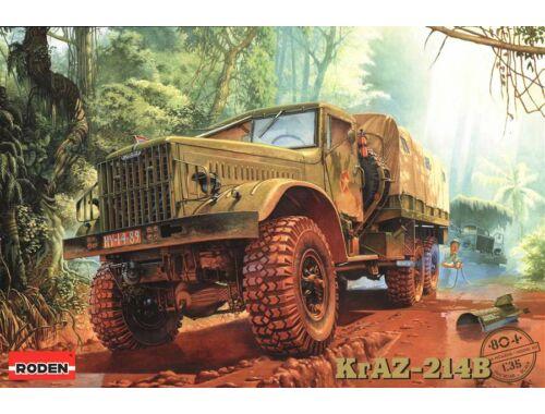Roden KrAZ-214B 1:35 (804)