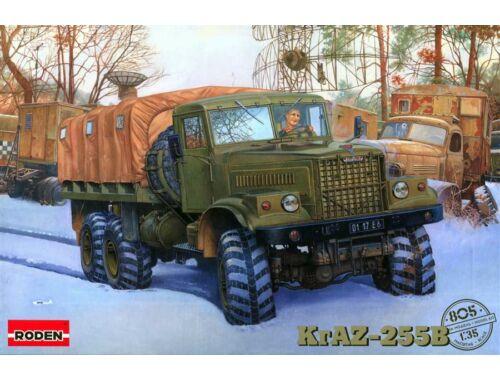 Roden KrAZ-255B 1:35 (805)