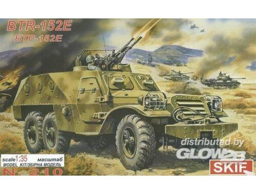 Skif BTR 152 E Armoured Troop Carrier 1:35 (210)
