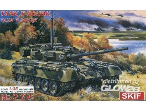Skif T-80 UDK Command Tank 1:35 (226)