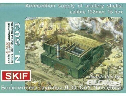 Skif Munitionsversorgung 1:35 (503)