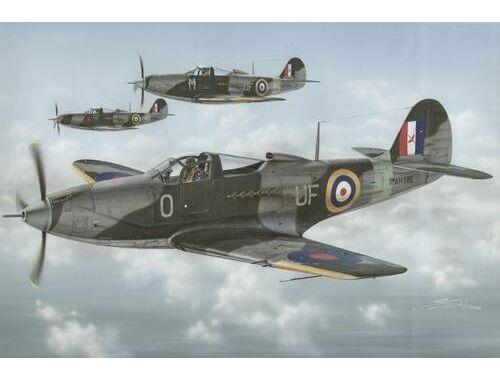 Special Hobby Airacobra Mk. I/P-39F In RAF and RAAF Service 1:32 (32025)