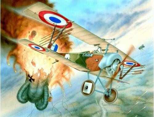 Special Hobby Nieuport Nie 16 Lafayette 1:32 (32030)