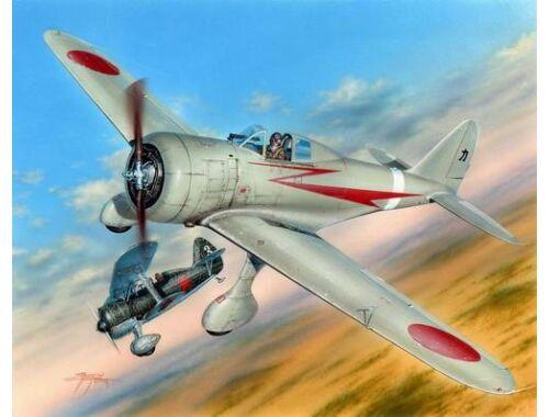 """Special Hobby Nakajima Ki-27Kó Nate """"Nomonhan Aces"""" 1:32 (32033)"""