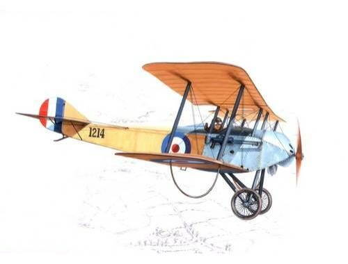 Special Hobby Sopwith Tabloid British WW I Scout 1:48 (48011)