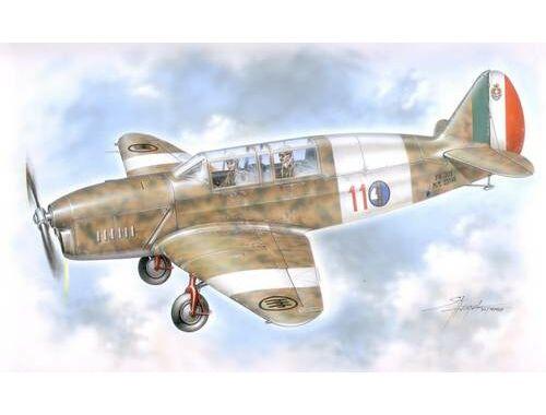 Special Hobby Nardi F.N. 305 Italienisches Trainerflugzeug 1:48 (48018)