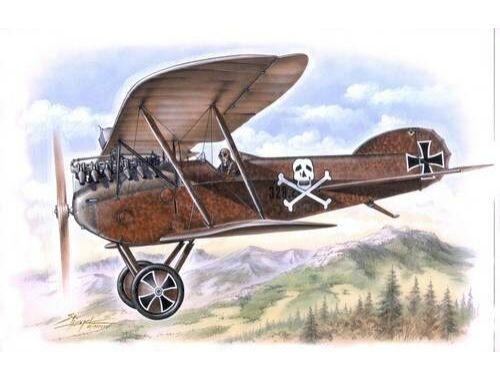 Special Hobby Phönix D.I K.u.K. Luftfahrttruppe 1:48 (48027)