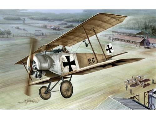 Special Hobby Fokker B II series 03.60 K.u.K. Fighter and Trainer Plane 1:48 (48040)