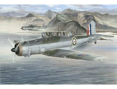 Special Hobby Blackburn Skua Mk. II Norwegian Campaign 1:48 (48046)