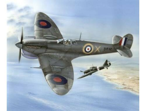 Special Hobby Supermarine Spitfire Mk. VC Malta Defender 1:48 (48051)