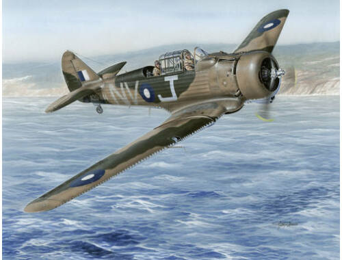 Special Hobby CAC CA-9 Wirraway 1:48 (48054)