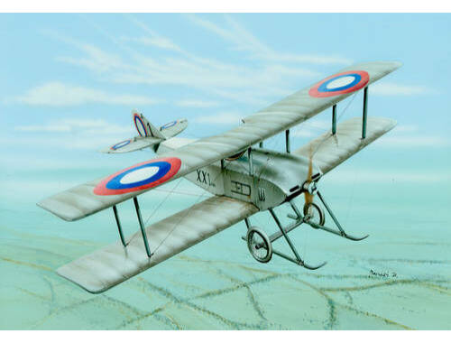 Special Hobby Lebed VII 'Russian Sopwith Tabloid' 1:48 (48071)