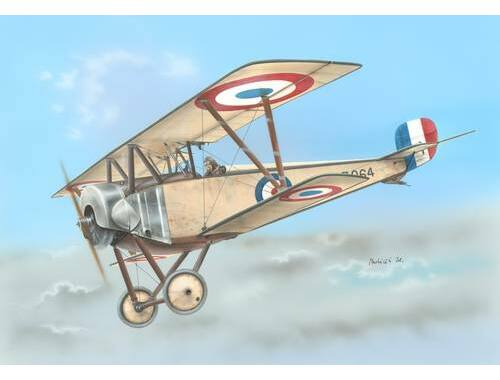 Special Hobby Nieuport 10 Single Seater 1:48 (48082)
