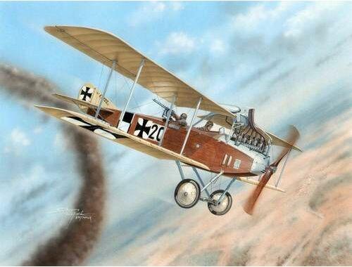 Special Hobby Albatros C.III 1:48 (48090)
