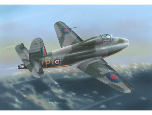Special Hobby Gloster E.28/39 Pioneer 'Late version' 1:48 (48094)