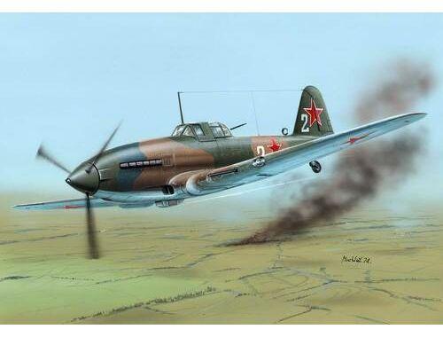 """Special Hobby Ilyushin Il-10 """"Last WWII Days"""" 1:48 (48109)"""
