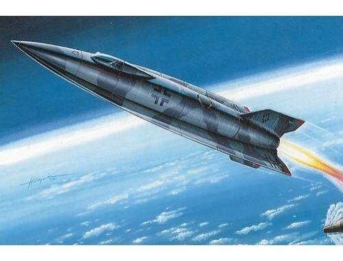Special Hobby EMW A 9 Raketenprojekt 1:72 (72009)
