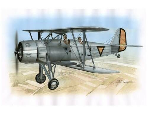 Special Hobby Koolhoven FK-51 ''Dutch Version'' 1:72 (72048)