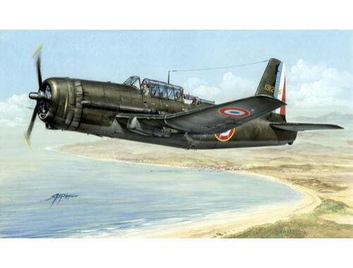 Special Hobby A-35B Vengeance Armee de l'Air 1:72 (72049)